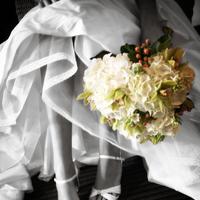 Flowers & Decor, gold, Bride Bouquets, Bride, Flowers, Artistic portraits portrait design