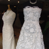Wedding Dresses, Fashion, dress, Gown, Custom, Bridal, Couture, Design, Harold clarke couturier atelier