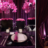 Inspiration, Reception, Flowers & Decor, pink, purple, Board
