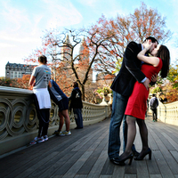 Destinations, North America, Couple, Engagement, Park, Manhattan, New york, Sessioncentral