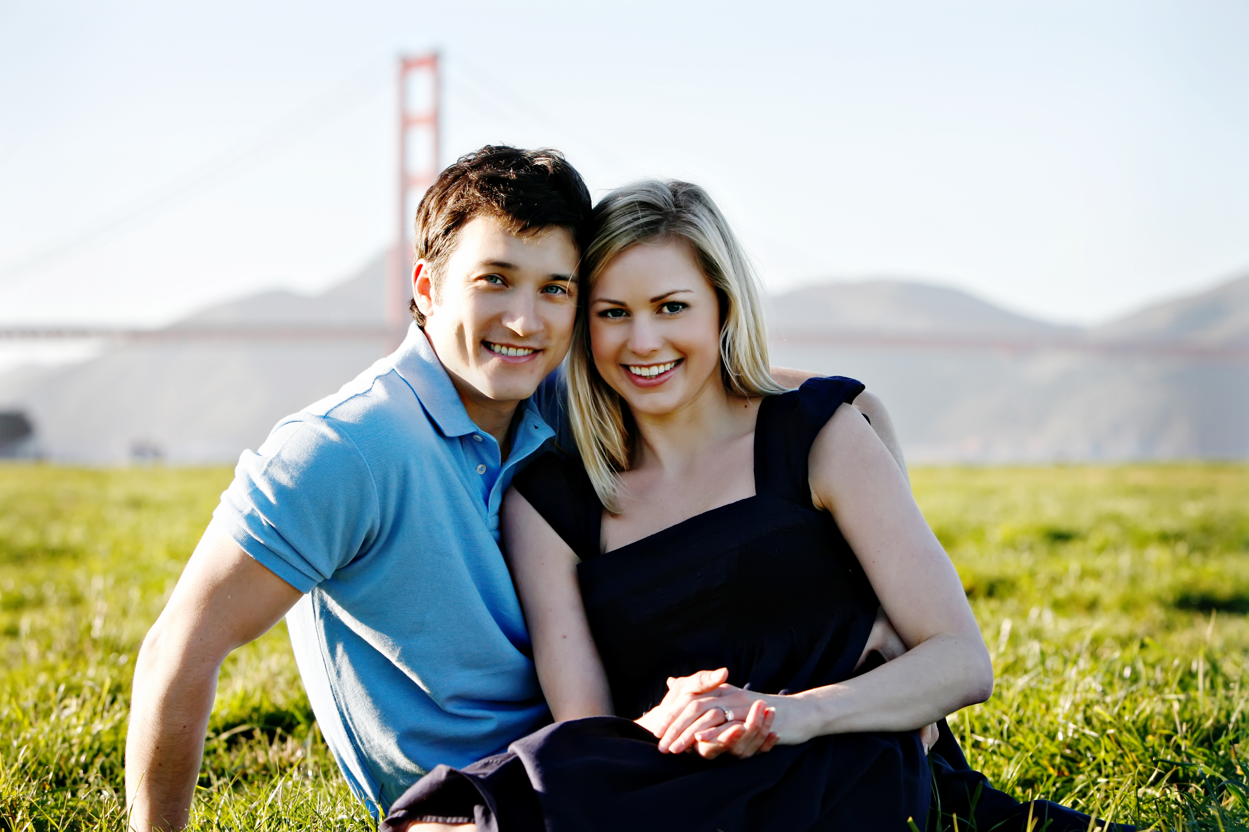 Couple, Engagement, California, San francisco, Fields, Sessioncrissy