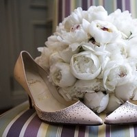 Flowers & Decor, Shoes, Fashion, white, pink, Flowers, Distinct occasions, Flower Wedding Dresses