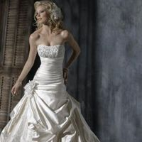 Wedding Dresses, Fashion, dress, Maggie, Sottero, Ambrosia
