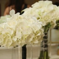 Flowers & Decor, white, black, Bride Bouquets, Vintage, Flowers, Vintage Wedding Flowers & Decor, Bouquet, Hydrangea, Dazzling bouquets