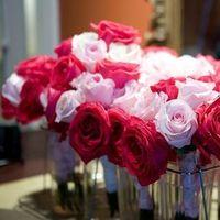 Flowers & Decor, pink, Flowers, Bouquets, llc, Sparkling events designs