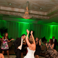 Reception, Flowers & Decor, Nj, Bride and groom dancing, Danielle vennard photographer llc, West orange, The wilshire grand hotel
