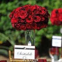 Reception, Flowers & Decor, Centerpieces, Flowers, Centerpiece, Savvy events