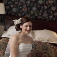 Beauty, Flowers & Decor, orange, purple, green, gold, Bride Bouquets, Bride, Flowers, Hair, Sarah schulte photography