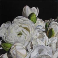 Inspiration, Flowers & Decor, white, Bride Bouquets, Flowers, Bouquet, Custom, Gift, Unique, Rose, Board, Photo, Preservation, Painting, Memorabilia, Reenie rose, Reenie