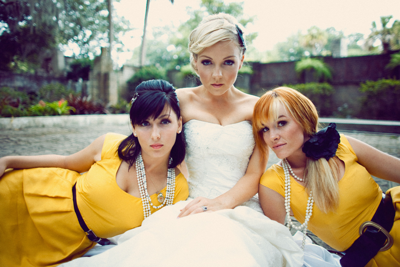 Beauty, Jewelry, Bridesmaids, Bridesmaids Dresses, Wedding Dresses, Vintage Wedding Dresses, Fashion, yellow, dress, Makeup, Vintage, Bride, Hair, The duckduck collective