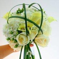 Flowers & Decor, white, green, Bride Bouquets, Flowers, Bouquet, Bridal, Brenda abbott floral design