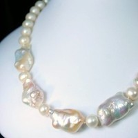 Jewelry, Necklaces, Bridal, Necklace, Pearl, Jyl walker jewelry designs