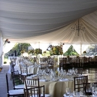 Reception, Flowers & Decor, Tables & Seating, Chiavari, Chairs, Tent, China, Lining, Imperial party rentals