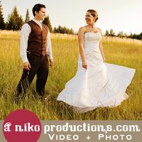Wedding Dresses, Fashion, Registry, white, yellow, orange, brown, dress, Bed, Bedding, And, Breakfast, Mt, Hood, A niko productions portland wedding videography photography