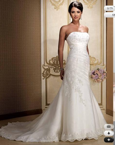 Wedding Dresses, Fashion, dress, Private label by g style 1352