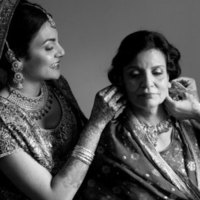 Jewelry, white, black, Preparation, Mom, Mother, Pakistan, Jb reed photography
