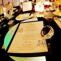 Inspiration, Reception, Flowers & Decor, Favors & Gifts, black, favor, Guests, Menu, Party, Table, Board, Diamond, Dinner, Evening
