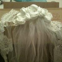 Veils, Fashion, white, Veil