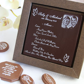 Stationery, Invitations, Wedding, Chocolate, Personalized, Chocolates, Graphics, Chocolate graphics usa