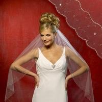 Veils, Fashion, ivory, Veil, 3000vl, Symphony bridal