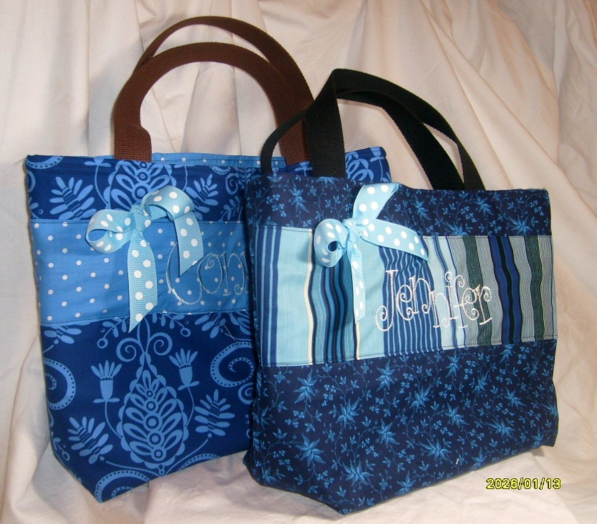 Bridesmaids, Bridesmaids Dresses, Fashion, blue, Monogram, Custom, Purse, Bag, Personalized, Tote, Chamberrycherrydesigns