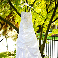 Wedding Dresses, Fashion, white, green, dress, Jacqueline photography