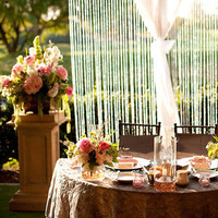 Reception, Flowers & Decor, Table, Head