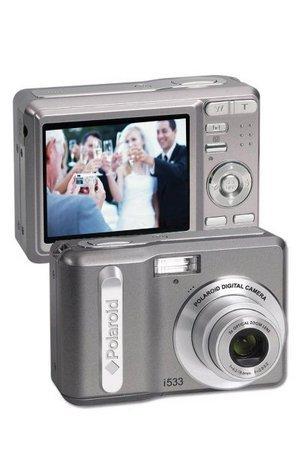 Rental, Polaroid, Camera, Digital