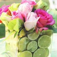 Flowers & Decor, Centerpieces, Flowers, Inspiration board, Limes