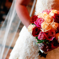 Flowers & Decor, yellow, pink, red, Bride Bouquets, Flowers, Bouquet, Eventurous