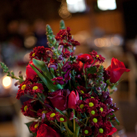 Flowers & Decor, red, Centerpieces, Flowers, Centerpiece