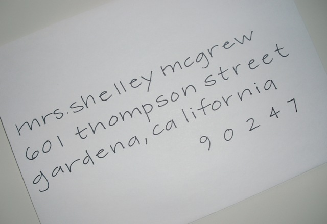 Calligraphy, Stationery, Invitations, Blink calligraphy