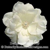 Beauty, Flowers & Decor, Flower, Hair, Pearls