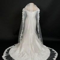 Beauty, Wedding Dresses, Veils, Fashion, white, dress, Veil, Hair, Bridal, Jfybridebridal veils, monogrammed bridal veils, and accessories