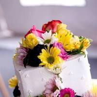 Cakes, yellow, orange, pink, red, purple, cake, llc, Event perfection