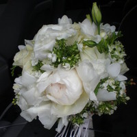 Flowers & Decor, white, Bride Bouquets, Flowers, Bouquet, Floral, Cutting edge flowers