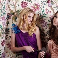 Bridesmaids, Bridesmaids Dresses, Fashion, pink, purple, Modern, Bridesmaid, York, New, 57 grand, Modern Wedding Dresses