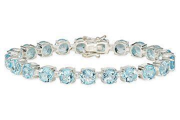 Jewelry, blue, Bracelets, Bracelet, Topaz