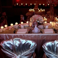 Reception, Flowers & Decor, pink, Flowers, Table, Sweetheart