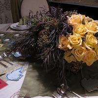 Flowers & Decor, Centerpieces, Flowers, Centerpiece, Thistledown designs