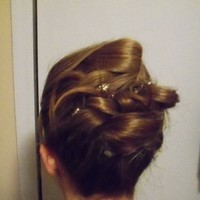 Beauty, Updo, Hair, Color of fashions