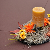 Reception, Flowers & Decor, yellow, orange, brown, Centerpieces, Flowers, Centerpiece, Joiful memories photography