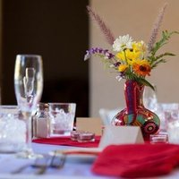 Reception, Flowers & Decor, red, Tables & Seating, Linens, Tables, Decoration