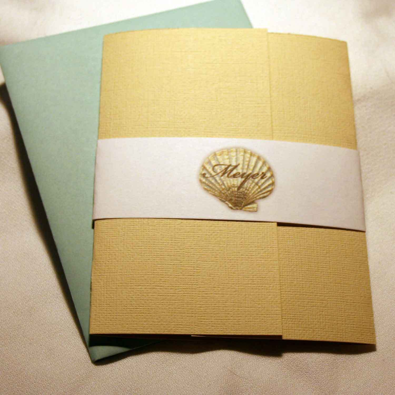 Stationery, white, blue, brown, invitation, Beach, Beach Wedding Invitations, Invitations, Custom, Funvitations