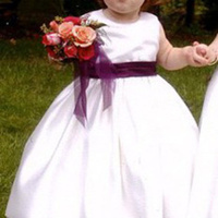 Flower Girl Dresses, Wedding Dresses, Fashion, dress, Flower girl, Rosa medeiros