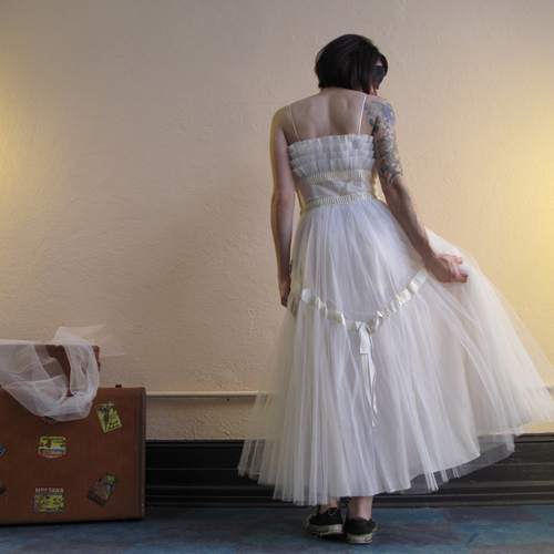 Wedding Dresses, Vintage Wedding Dresses, Fashion, white, dress, Vintage, Nc, Roulette vintage