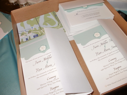 Stationery, blue, invitation, Beach, Beach Wedding Invitations, Invitations