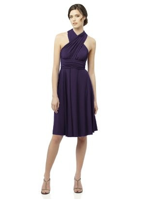 Bridesmaids, Bridesmaids Dresses, Wedding Dresses, Fashion, purple, dress, Wrap, In, Twist, Dessy, Concord