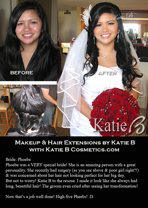 Beauty, Makeup, Hair, Make-up, B, Bee, Katie, Celebrity makeup artist hair stylist katie b
