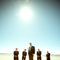 Destinations, blue, black, Beach, Groomsmen, Destination, Sand, Sun, Skies, Lavenda memory photography
